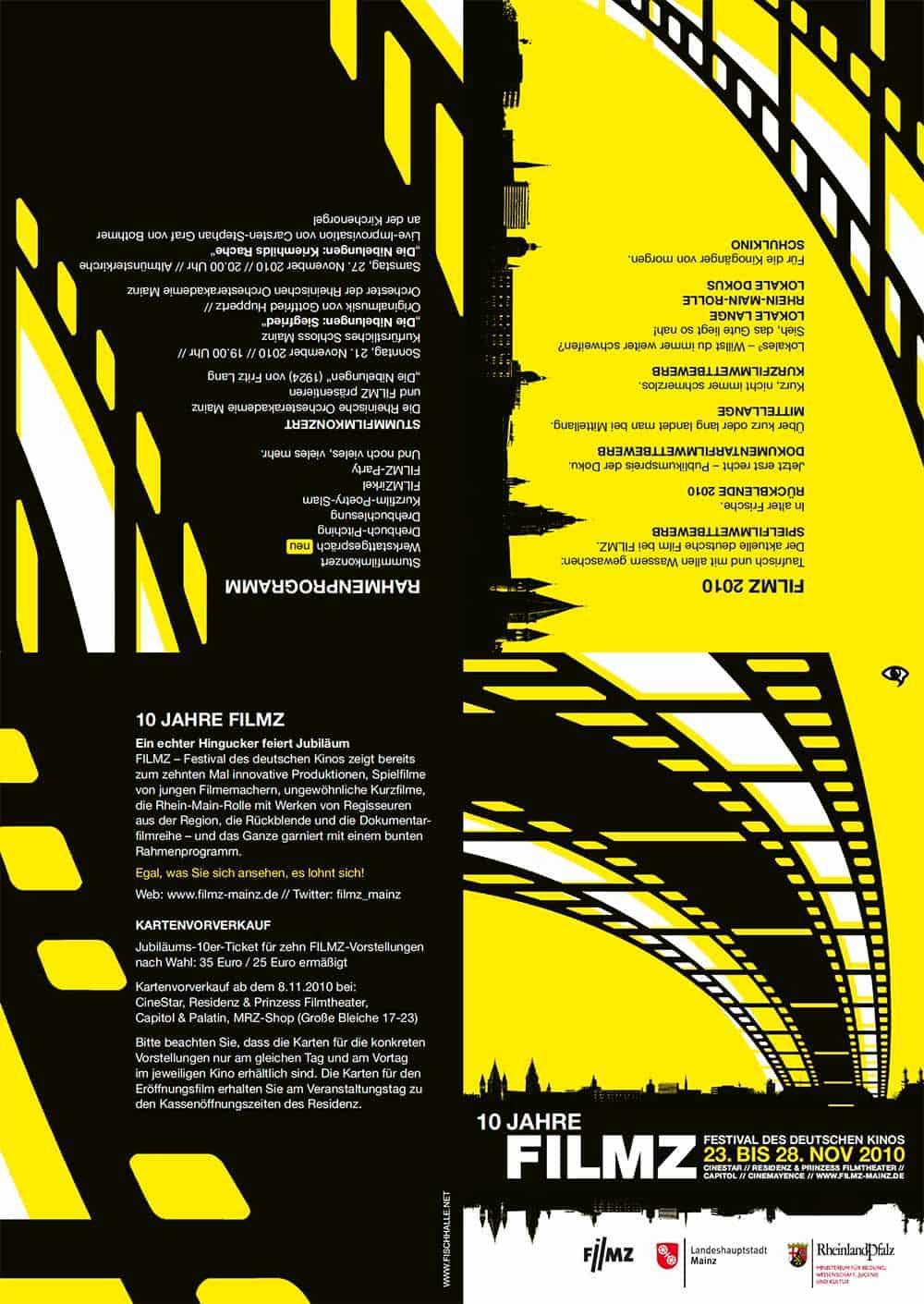 Filmz_Filmfestival_Flyer